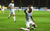 Ashley Young cứa lòng hoàn hảo, Inter giành ngôi á quân Serie A