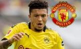 Dortmund nhượng bộ, chấp nhận cho M.U trả góp thương vụ Jadon Sancho