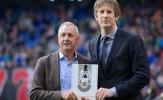 Van der Sar cảm ơn Johan Cruyff vì lời khuyên từ 9 năm trước