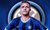 CHÍNH THỨC: M.U để Sanchez đến Inter với giá 0 đồng