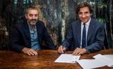 CHÍNH THỨC: HLV lập kỷ lục của AC Milan trở lại Serie A