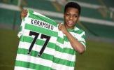 Karamoko Dembele: Thần đồng 17 tuổi vang danh của Celtic