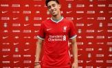 CHÍNH THỨC: Liverpool công bố chữ ký 'cực chất' từ Olympiacos
