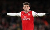 So sánh thành tích của Arsenal khi có và không có Lucas Torreira