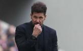 Atletico thua cuộc, Simeone lên tiếng thừa nhận 1 điều