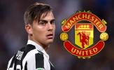 Chuyển nhượng M.U 14/08: 2 cái tên thay Sancho; Tái đàm phán ký Dybala