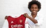 Vừa ra mắt, Willian tiết lộ lý do gia nhập Arsenal