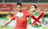 Không bình phục chấn thương, cựu sao U23 Việt Nam chia tay Bình Định