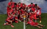 Những CLB giàu thành tích nhất châu Âu: Bayern chỉ xếp thứ 5