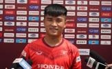 Sao SLNA chỉ ra điểm hạn chế của các tuyển thủ U22 Việt Nam