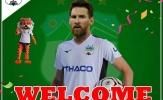 Bất ngờ với loạt ảnh chế Lionel Messi bỏ Barcelona về Việt Nam đá V-League