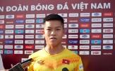 Sao U22 Việt Nam: Dù nhỏ con, nhưng tôi cũng có những điểm mạnh, lợi thế riêng