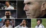 5 vấn đề Zidane cần giải quyết nếu không mua sắm hè 2020