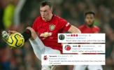 CĐV Man Utd: 'Thay vì mượn cậu ấy, hãy đẩy Phil Jones lên đá tấn công'