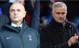 Lo chưa xong vụ Bale - Reguilon, Levy đã giục Mourinho mua thêm tân binh