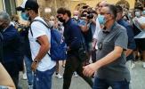 Luis Suarez có mặt ở Italia, chuẩn bị gia nhập Juventus?