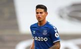 Sự thật gây ngỡ ngàng, Everton sở hữu James Rodriguez với giá 0 đồng