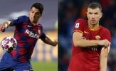 Toàn bộ 'drama' của Juventus: Suarez thất vọng, Dzeko không quá hạnh phúc