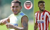 Tận dụng 'đòn bẩy' từ người thừa, Arsenal sáng cửa thâu tóm siêu tiền vệ