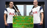 Có thêm Bale và Reguilon, đội hình Tottenham khủng đến cỡ nào?