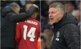Man Utd chưa đá, Solskjaer đã nhận cơn thịnh nộ từ 'vua hài' Lingard
