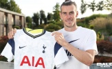 Tái xuất Premier League, Gareth Bale khoác số áo lạ lẫm ở Tottenham
