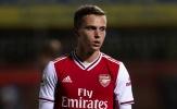 Từ chối gia hạn hợp đồng, sao trẻ Arsenal về dưới trướng Steven Gerrard