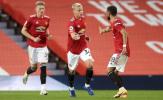 Van de Beek nói thẳng về các đồng đội ở Man Utd sau trận thua Palace