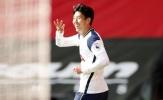 7 thống kê đáng kinh ngạc của Son Heung-min