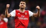 Bị cho ra rìa, 'nạn nhân' của Gabriel chỉ rời Arsenal với 1 điều kiện