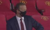 Ed Woodward có động thái gây ngỡ ngàng ngày Man Utd lụn bại