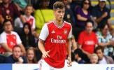 XONG! Từ chối Serie A, sao trẻ Arsenal gia nhập Crystal Palace