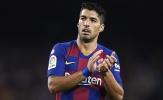 Barca cài điều khoản ngăn Suarez gia nhập 3 CLB, có đại gia thành Manchester