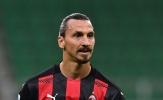 """AC Milan """"toang nặng"""", đến lượt Ibrahimovic dương tính với COVID-19"""