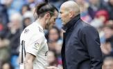 "Mourinho: ""Tôi tin Zidane rất vui khi Gareth Bale rời đi"""