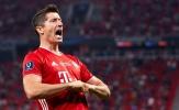 Lewandowski khiến Bayern Munich mất 2 bàn thắng đẹp trước Sevilla