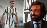 Ra quân hoành tráng, sao Juventus 'nịnh' Pirlo