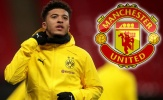 'Nếu không mua được Sancho thì Man Utd hãy làm điều đó'