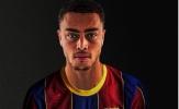 """Chốt xong """"cơn lốc biên phải"""", Barca tiến hành chiêu mộ """"đá tảng"""" của Man City"""
