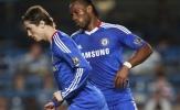Đội hình kết hợp Liverpool - Chelsea của Torres: Kẻ bị hack Facebook, cái tên khó hiểu