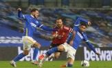5 điểm nhấn trận Brighton 0-3 Man Utd: Cặp bài trùng lạ lẫm