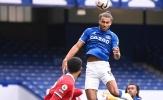 Calvert-Lewin thi triển 'khinh công', biến hàng thủ Liverpool thành bù nhìn