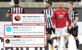 CĐV Man Utd: 'Mua Telles và Ole vẫn để cậu ấy đá chính, thật tuyệt vời'