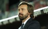 Juventus bị đội cuối bảng cầm chân, Pirlo than trời về các học trò