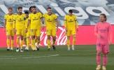 Real Madrid thua sốc đội mới lên hạng ngay tại Alfredo Di Stefano