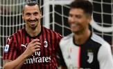 Thăng hoa cùng Milan, Ibrahimovic đã đúng khi chế nhạo Ronaldo?