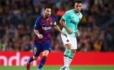 """Lautaro Martinez: """"Messi luôn đi trước người khác 1 bước"""""""