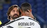 Andrea Pirlo chốt phương án thay thế Ronaldo