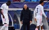 Zidane lên 'máy chém', chỉ có một yếu tố cứu được thuyền trưởng Real