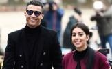 Bạn gái Ronaldo: 'Có quá nhiều người ghen tị với chúng tôi'